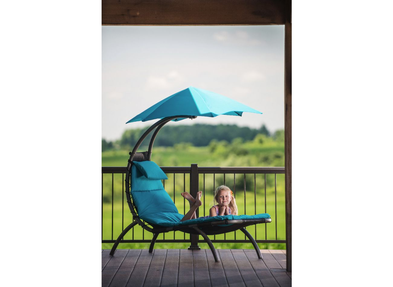 Original Dream Lounger Turquoise