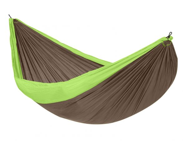 Reishangmat 1 Persoons Outdoor Lime