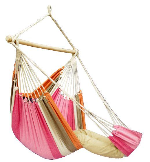 Hangstoel 1 Persoons Tropical Lychee Lounge