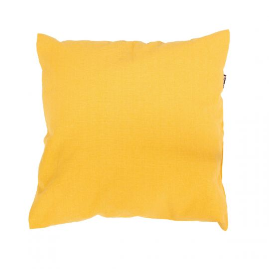 Kussen Plain Yellow