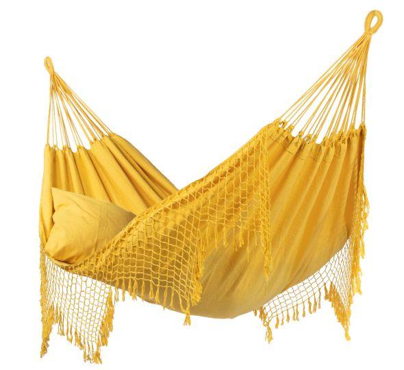Hangmat Familie Fine Yellow