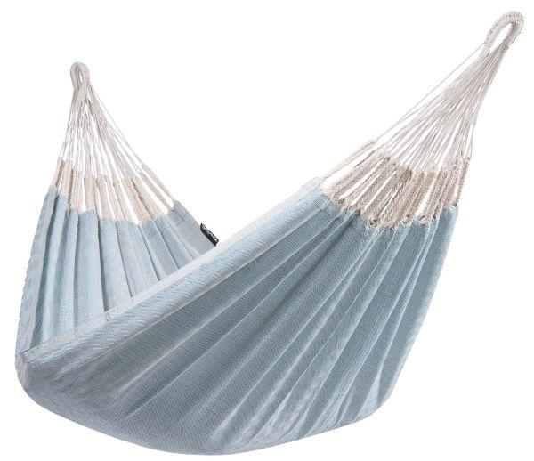 Hangmat 1 Persoons Natural Blue
