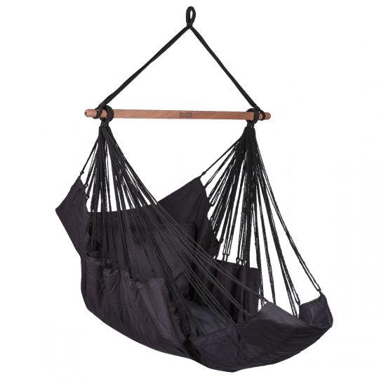 Hangstoel 1 Persoons Sereno Black