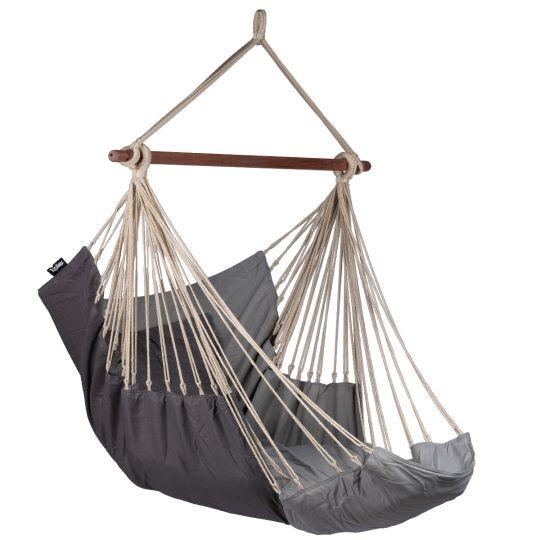 Hangstoel 1 Persoons Sereno Grey