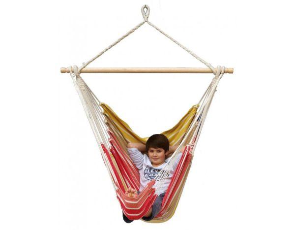 Hangstoel 1 Persoons Tropical Earth Lounge