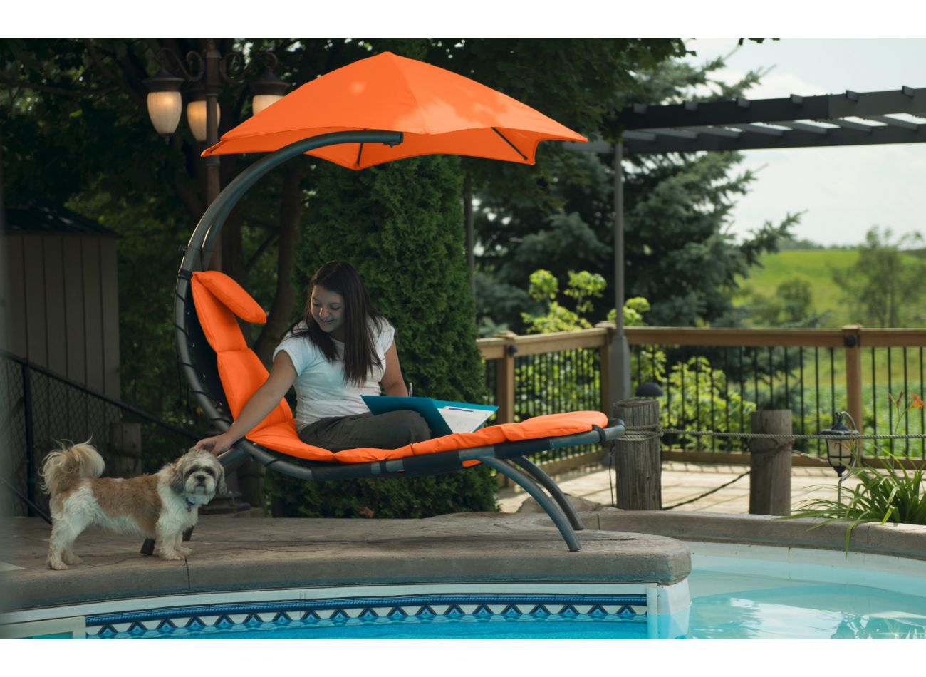Original Dream Lounger Orange