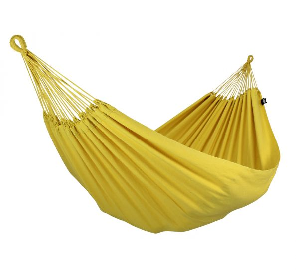 Hangmat 1 Persoons Plain Yellow