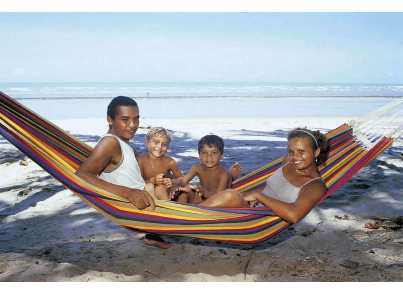 Hangmat Familie Paradiso Tropical