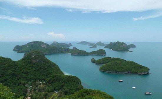 Mu Ko Ang Thong Thailand
