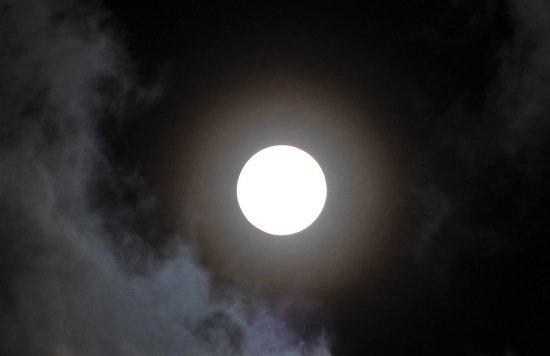 Slecht slapen bij volle maan