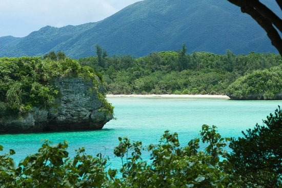 Yaeyama eilanden Japan