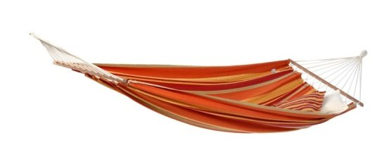 oranje hangmat